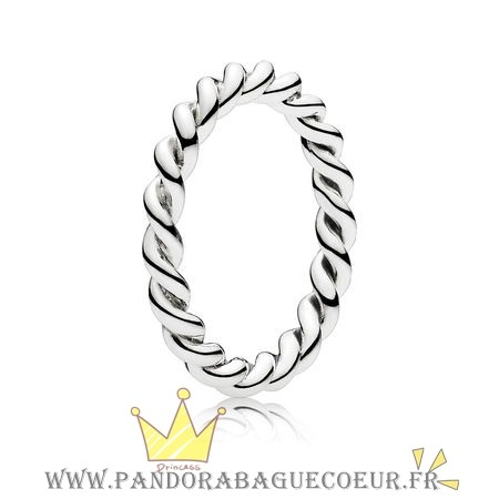 Femme Style Pandora Pandora Bagues Empilable Twist Empilable