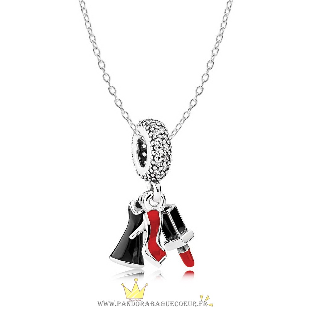 Femme Style Pandora Filles Night Out Collier