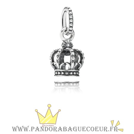 Femme Style Pandora Pandora Fairy Tale Charms Noble Splendor Crown Dangle Charm
