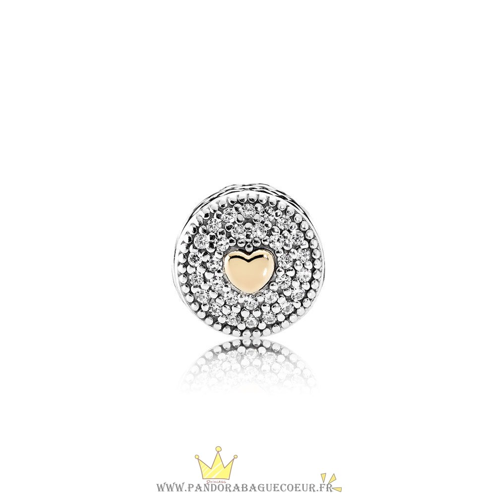 Femme Style Pandora Essence Affection Charme Clear Cz