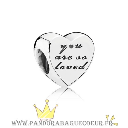 Femme Style Pandora Famille Charms Vous Etes Si Aime Charme