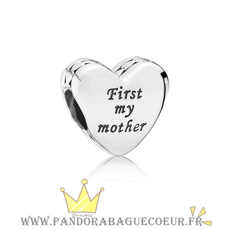 Femme Style Pandora Mother Friend Engraved Heart Charm