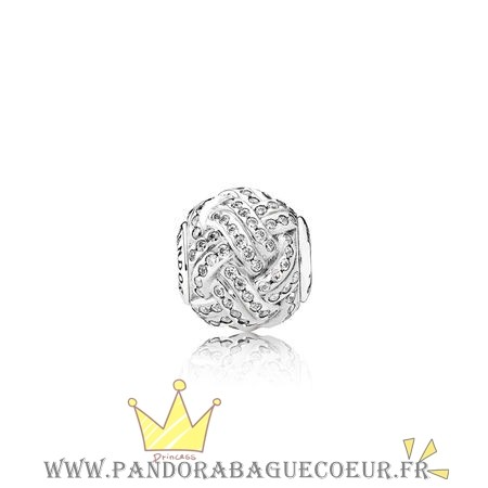 Femme Style Pandora Essence Friendship Charme Clear Cz