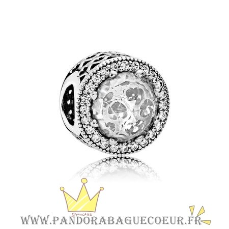 Femme Style Pandora Collection Coeurs De Radiant Clear Cz